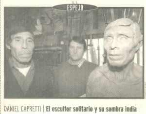 Escultor Capretti