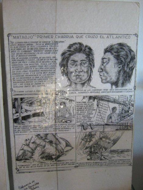 Charrua Ramon Mataojo