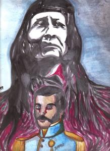 Bernabe Rivera y la eterna maldicion Charrua de Christian Acosta