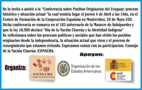 INVITACION CONACHA 2013